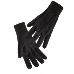 Работни ръкавици интерлог DICEN | Черно