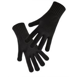 Работни ръкавици зимни FROST | Черно