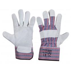 Работни ръкавици BUFFALO | Сиво
