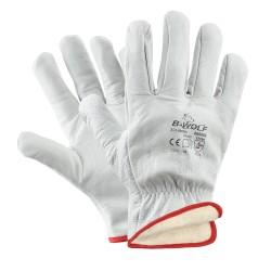 Работни ръкавици SOLIMANA | Бяло