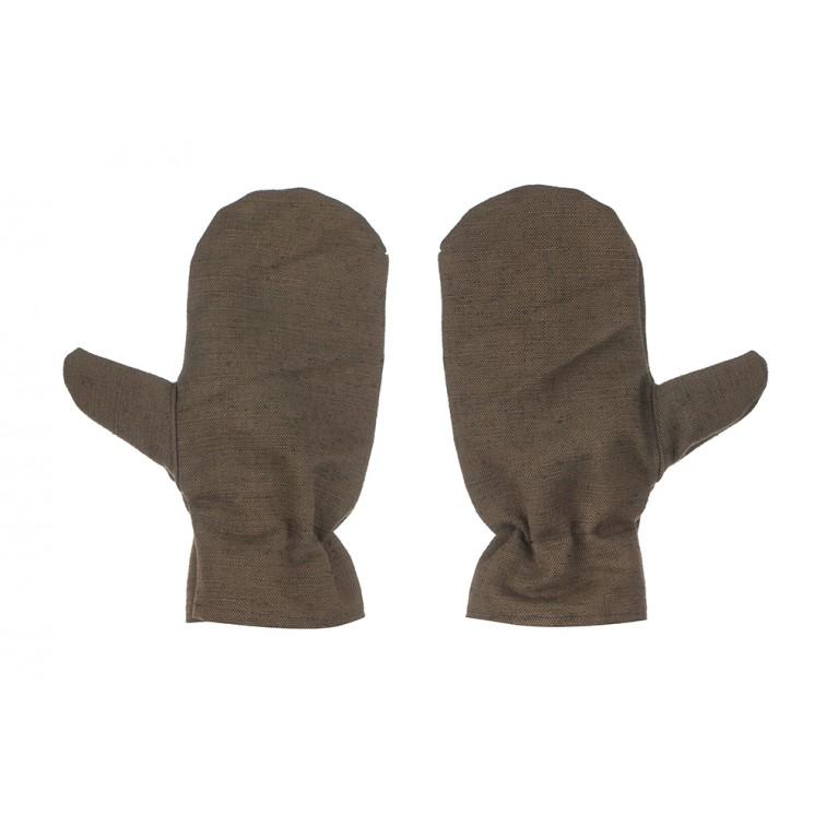 Работни ръкавици брезентови  KAMET | Сиво