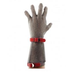 Ръкавица метална 5 пръста дълга 1бр. STEEL