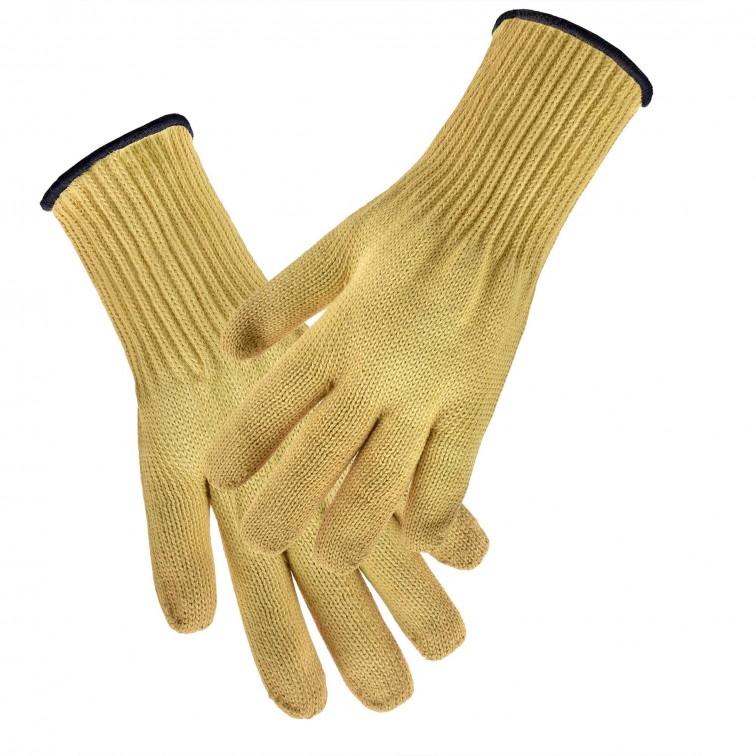 Работни ръкавици OVEN 35 | Жълто