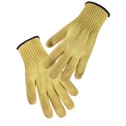 Работни ръкавици OVEN 27 | Жълто
