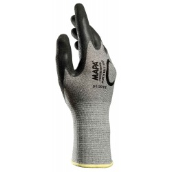 Работни ръкавици KRYNIT 585 | Сиво