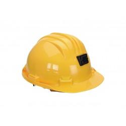 Миньорска каска MINERO | Жълто