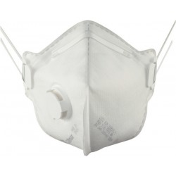 Сгъваема маска FFP2 GAIA P2V