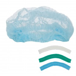 Боне 100 бр. в опаковка FEATHER | Бяло