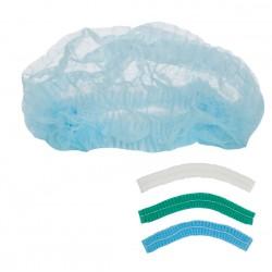 Боне 100 бр. в опаковка FEATHER | Светло синьо