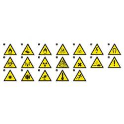 Предупреждаващи знаци SIGN W | 800316