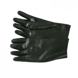 Черни PVC ръкавици