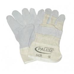 Работни ръкавици от телешка кожа